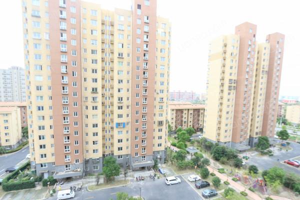 鹤沙航城东茗苑,有爱有家,空气清新,高清照片