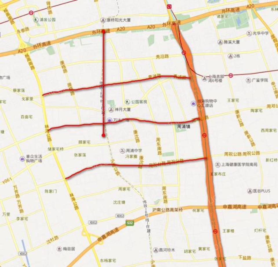 惠东多祝镇地图