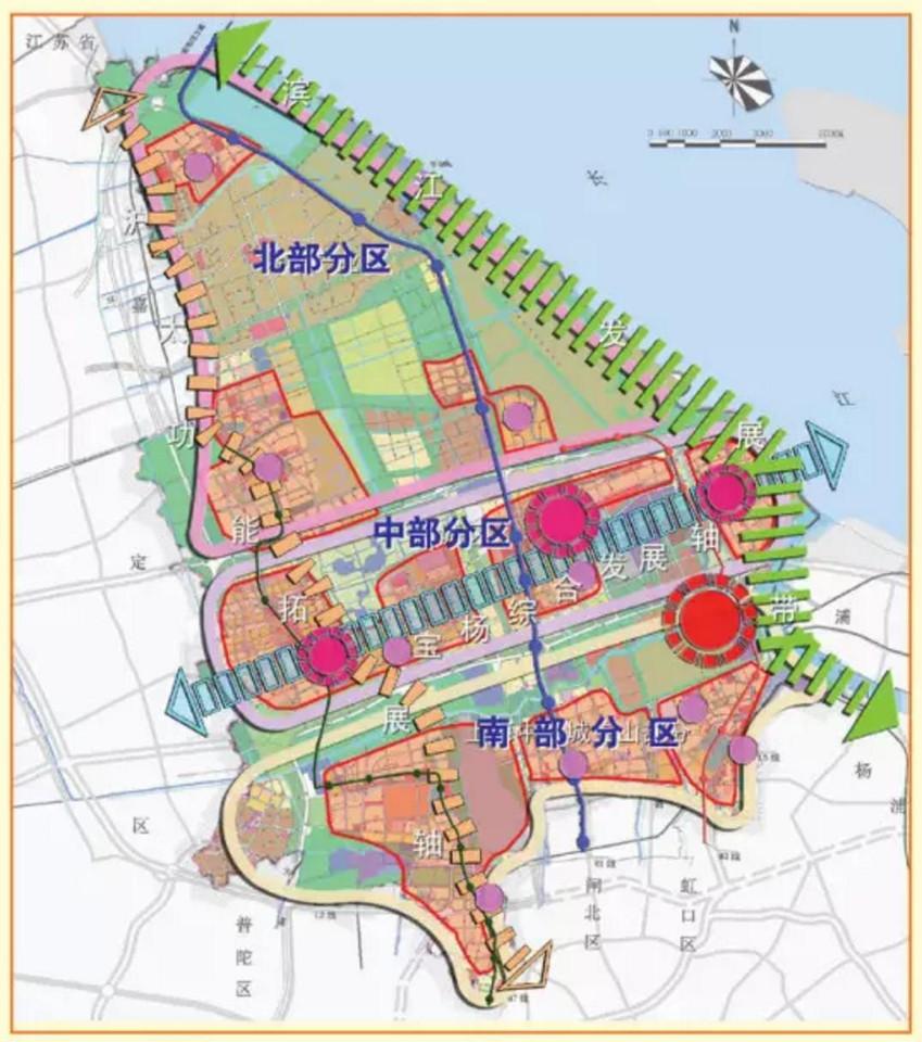 城市路网结构图图