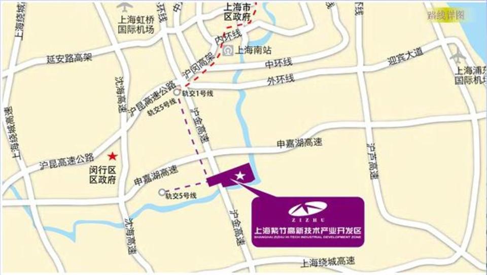 紫竹科学园区位于闵行区南部,东、南两面临黄浦江,由大学园区、研发基地和浦江森林半岛三部分组成,一期总占地面积13平方公里。在最新出台的上海市十三五规划当中,紫竹科学园区被定位成南上海的科创走廊,整个紫竹板块也将从紫竹国家高新区到滨江产业规划、滨江公园,作为一个有机的整体展现在世人面前。