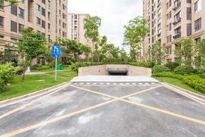 中国铁建青秀城项目现场