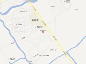 上海villa区位图