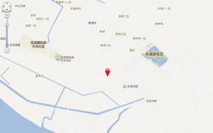 三湘森林海尚(别墅)区位图