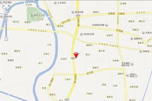 花桥象屿都城区位图