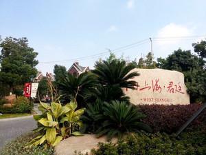 西上海御庭项目现场
