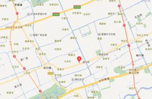 中国铁建青秀城区位图
